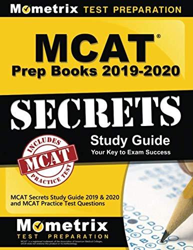 MCAT Prep Books 2019-2020: MCAT Secrets Study Guide 2019 & 2020 and MCAT Practice Test Questions (Princeton Review Mcat Subject Review Complete Box Set)