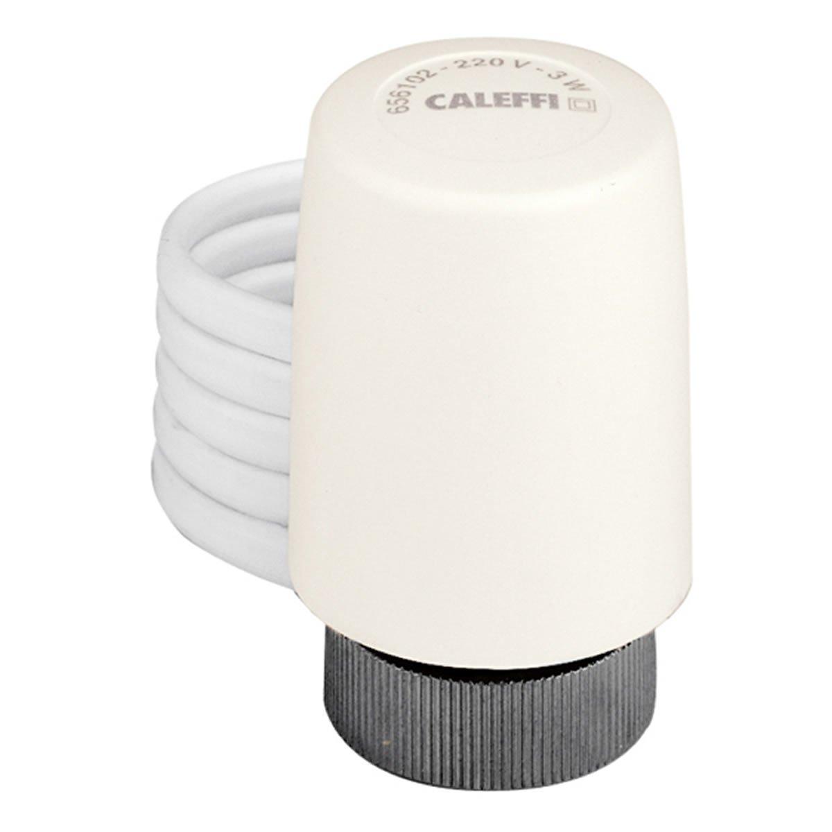Mando electrot/érmico para v/álvula 656 220v Caleffi 656