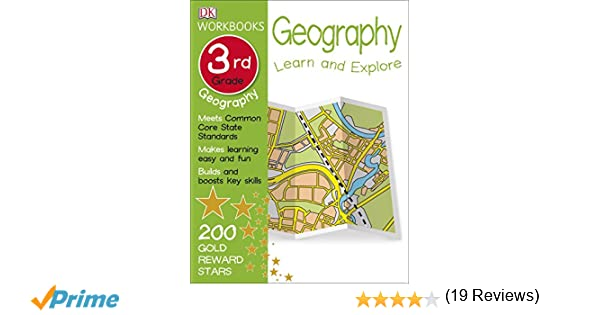 Workbook continents for kids worksheets : DK Workbooks: Geography, Third Grade: DK: 0790778028497: Amazon ...
