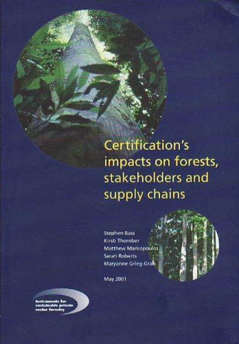Certification's Impacts on Forests, Stakeholders and Supply Chains - 9013IIED pdf