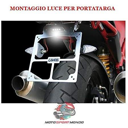 LED Lampe f/ür Motorrad Lampe 90162 wasserdicht BASS CONSUMO LANG WASSERDICHT LEBEND WASSERDICHT