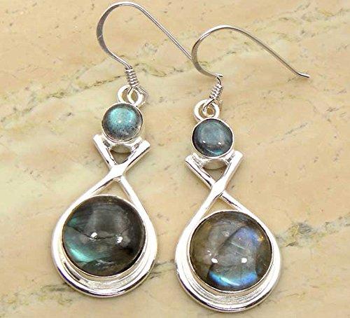 Labradorite Sterling Silver Handmade Jewelry