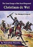 The Great Escape of the the Boer Pimpernel, Fransjohan Pretorius, 0869809946