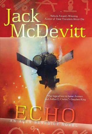Echo Alex Benedict Book 5 By Jack Mcdevitt