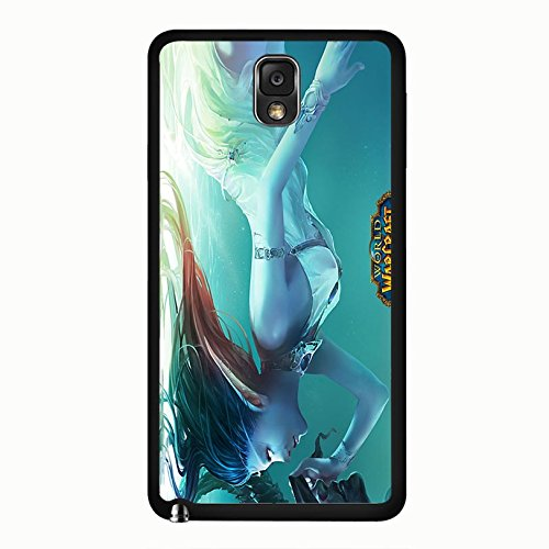 Ocean World Fantasy Design World of Warcraft Phone Case Cover for Samsung Galaxy Note 3 N9005