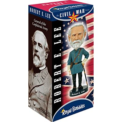 Royal Bobbles Robert E. Lee Bobblehead: Toys & Games