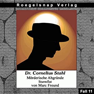 Sturmflut (Dr. Cornelius Stahl - Mörderische Abgründe 11) Hörbuch