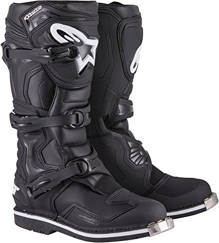(Alpinestars Tech 1 Boots-Black-16)