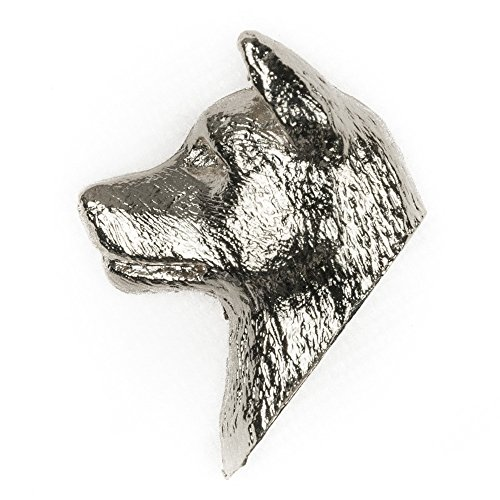 AKITA Made in U.K Artistic Style Dog Clutch Lapel Pin Collection by DOG ARTS JP