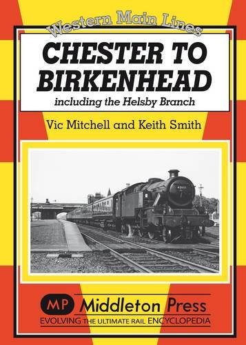 Chester to Birkenhead (Western Main Line)