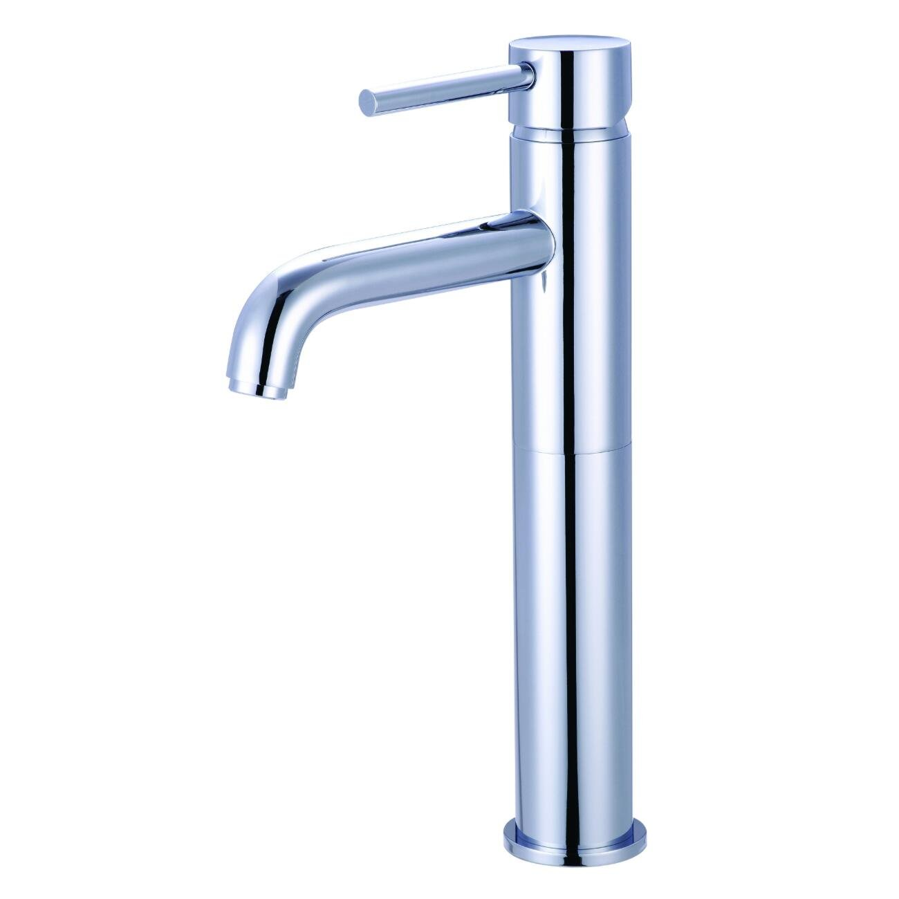 PVD Stainless Steel Pioneer Faucets Motegi Collection 144356-H50-SS Single Handle Lavatory Faucet