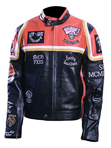qc-pro-mens-harley-davidson-and-the-marlboro-man-jacket-large-orang-black