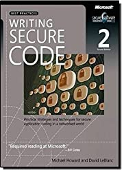 Writing Secure Code, Second Edition (Developer Best Practices)