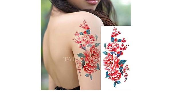 5 Tatuajes de Tatuaje para Mujer de Beauty & G Tbx013 de Zxdbh con ...