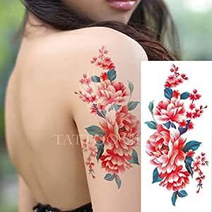 tzxdbh 3pcs señoras de los Hombres de la Flor de Cerezo del Arte ...