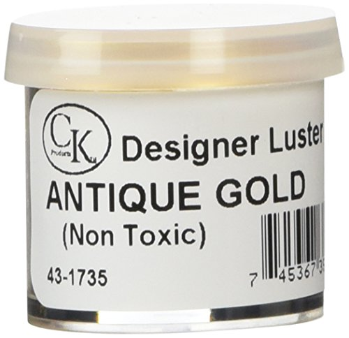 Ck Products - Antique Gold Designer Luster Dust (Antiques Products)