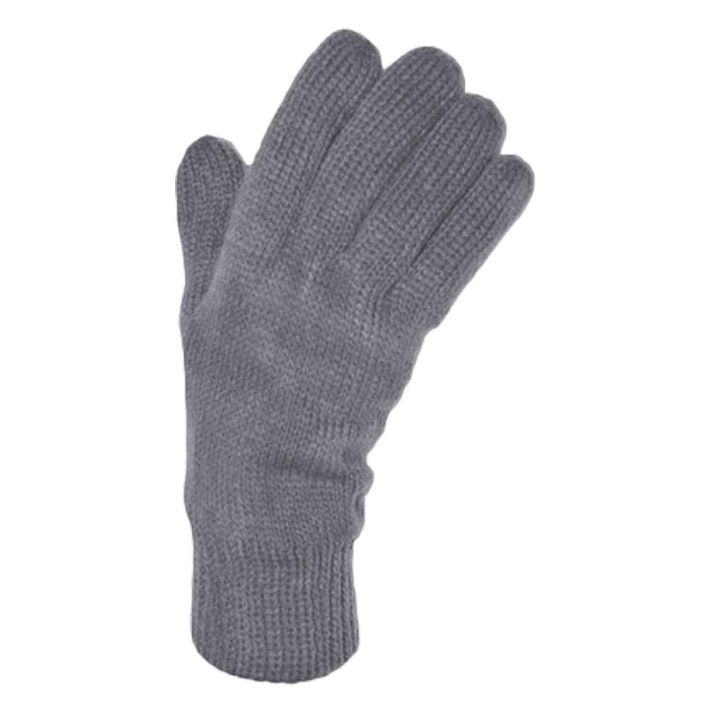 56332bcee Ladies Warm Knitted Thermal Thinsulate Lined Gloves in wide choice of  colours product image