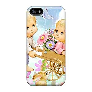 Awesome UDW18113Nqvo AlexandraWiebe Defender Hard For SamSung Galaxy S4 Phone Case Cover - Raining Flowers