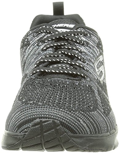 Skechers Skech-Air Infinity Stand Out Negro Mujeres Zapatos