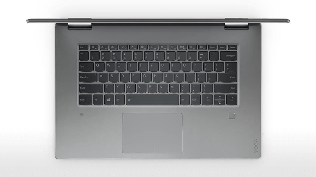 Lenovo Yoga 720-15- Portátil táctil convertible de 15.6