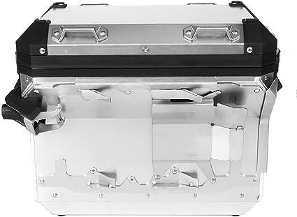 Caja lateral de la motocicleta, Caja de almacenamiento de equipaje ...