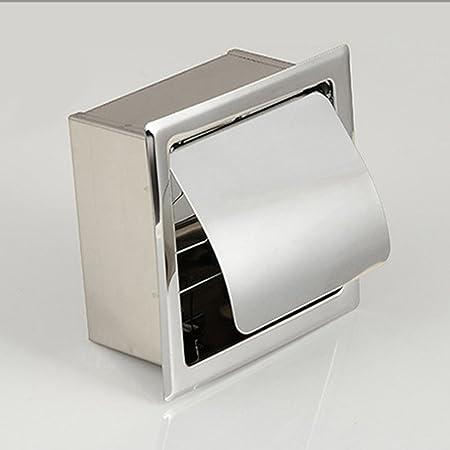 Accessori Bagno A Scomparsa.Weehey Accessori Da Toilette Per Bagno In Acciaio Inox A Scomparsa Amazon It Casa E Cucina