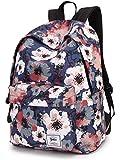 Backpack for Girls Printed Laptop School Bookbags College Bags Daypack Travel Bag (Type1)