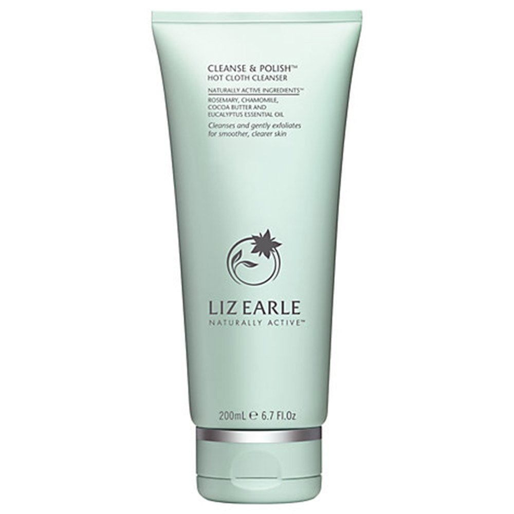 Brand New Liz Earle Cleanse and Polish 200ml (no cloths) Hot Cloth Cleanser
