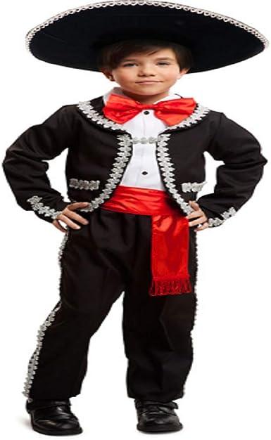 Dress Up America Traje de Niño Mexicano Disfraces para Hombre: Amazon.es: Ropa y accesorios