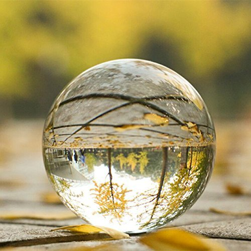 Crystal Ball Sphere Photography