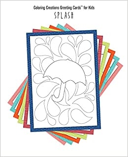Coloring creations greeting cards for kids splash with scripture coloring creations greeting cards for kids splash with scripture group publishing 9781470744892 amazon books m4hsunfo