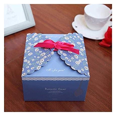 Amazon.com: Xiaogongju - Caja de regalo para bodas ...