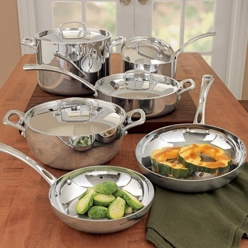 Buy quality stainless steel cookware
