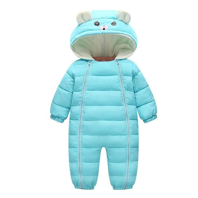 Amazon.com: Mangka - Chaqueta de invierno con capucha y ...