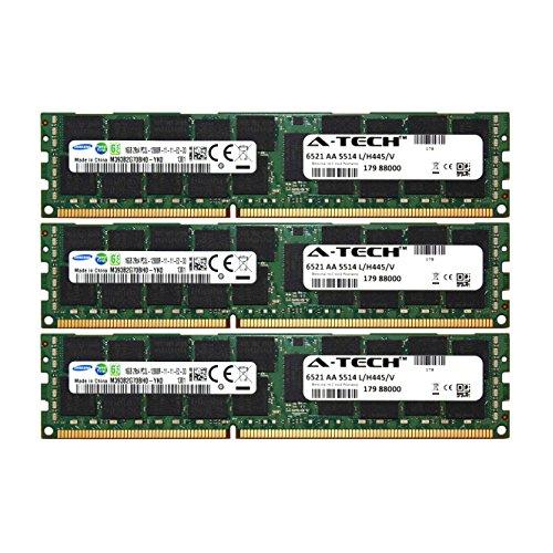 A-Tech Samsung 48GB Kit 3x 16GB PC3-12800 1.35V For HP Pr...
