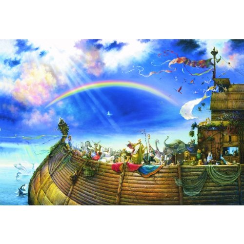Noahs Ark Jigsaw Puzzle 6000pc