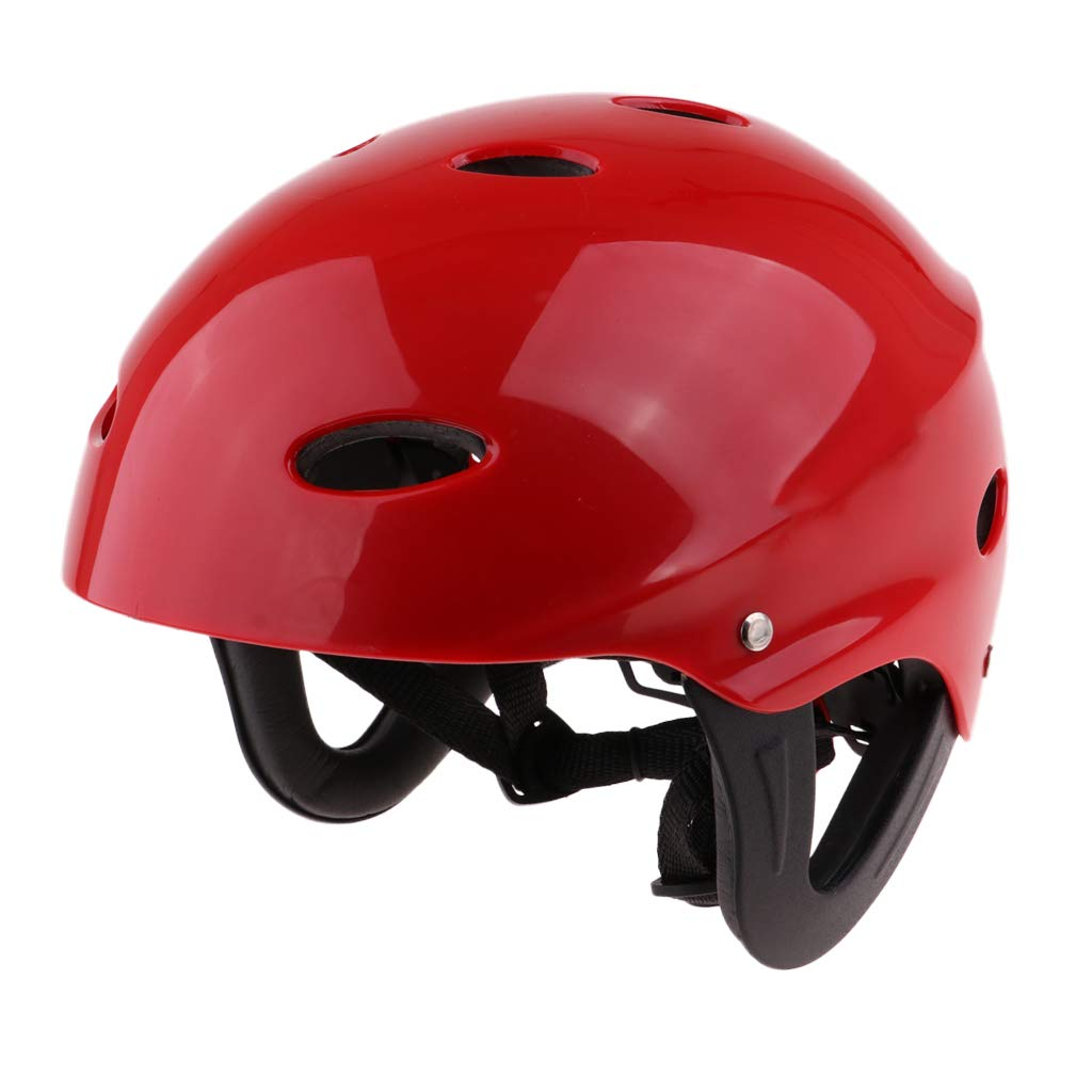 B Baosity Water Sports Safety Helmet Adult Kids Child Impact Hard Cap for Kayak Canoeing Boating Sailing Surfing Rescue Gear Equipment