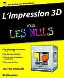 """Afficher """"impression 3D pour les nuls (L')"""""""