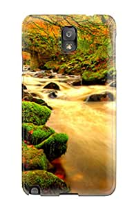 Patricia L. Williams's Shop 5402119K79403506 Case Cover Skin For Galaxy Note 3 (flowing Water Under The Bridge)