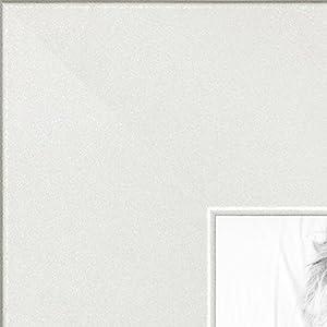 7068633bc838 Amazon.com - ArtToFrames 23x27 inch Modern White Frame Picture Frame ...