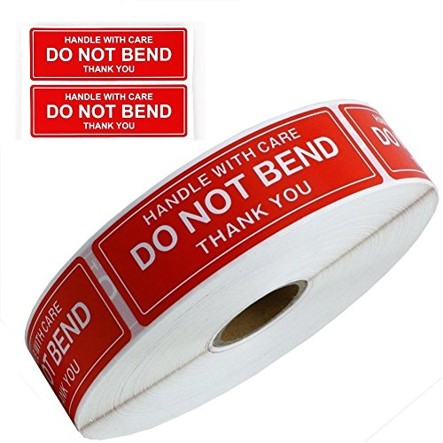 Handle Care Shipping Stickers Labels product image