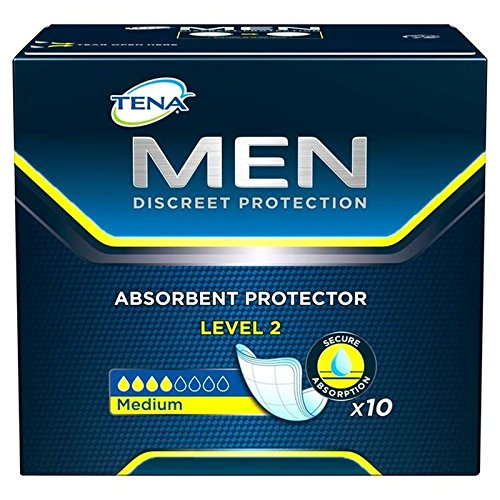 Tena For Men Level 2 10 per pack (PACK OF 2) Tena Lady