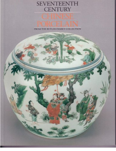 Seventeenth-Century Chinese Porcelain from the Butler Family Collection. (Photo Impressionism)
