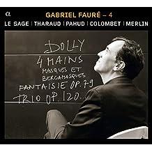 Gabriel Faure 4: Duos And Trio