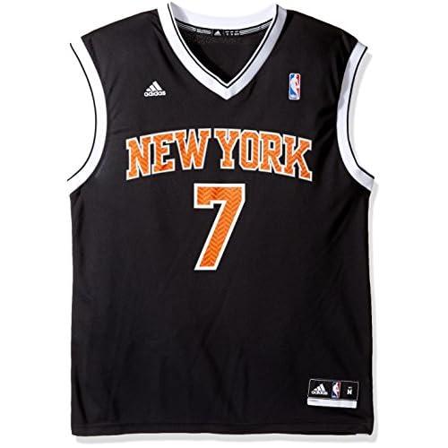 sale retailer 223c2 48f43 NBA New York Knicks Carmelo Anthony #7 Chevron Fashion ...
