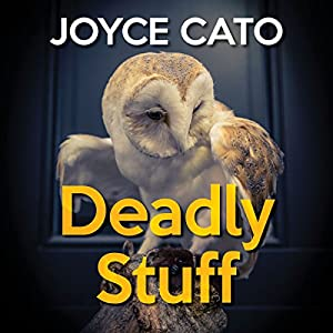 Deadly Stuff Audiobook