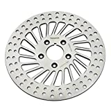 TARAZON 1984-1999 Front Brake Disc Rotor for Harley Davidson Sportster DYNA Softail Heritage Softail Custom Softail Springer Bad Boy Fat Boy