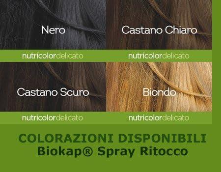Bios Line BIOKAP Nutricolor – Retoque de tinte en spray (75 ...