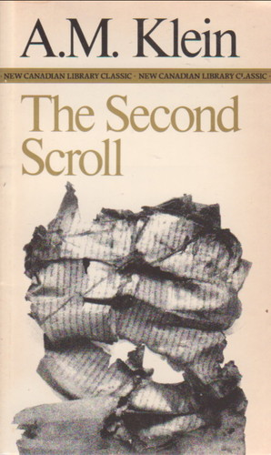 The Second Scroll, Klein Moses
