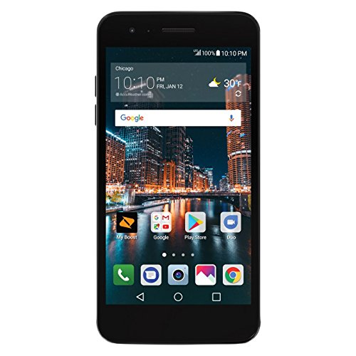 LG Tribute Dynasty 4G LTE with 16GB Memory Cell Phone – Champagne Prepaid Virgin Mobile